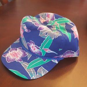 Vintage 80s snap back hat